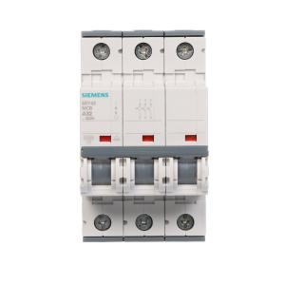 Q-Line GE 20 Amp Triple-Pole Circuit Breaker THQL32020 New, Open Box