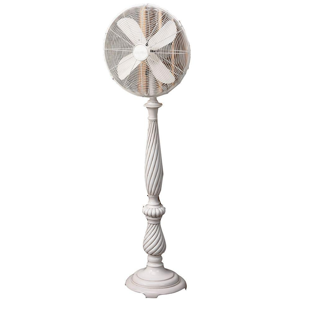 Deco Breeze 16 In Providence Deco Standing Floor Fan Dbf0517 The