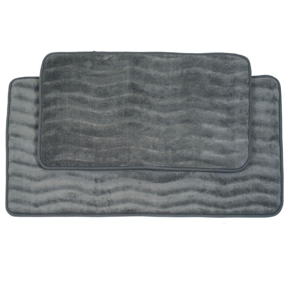shaggy mat bed basics prod slip bathroom bedding water src memory home non bath b sears rugs foam shop mats absorbent genteele