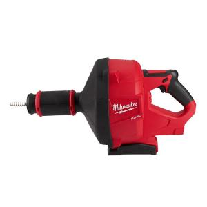 Milwaukee M18 FUEL 18-Volt Lithium-Ion Cordless Drain Cleaning Snake Auger with 5/16 inch Cable Drive (Tool-Only) by Milwaukee