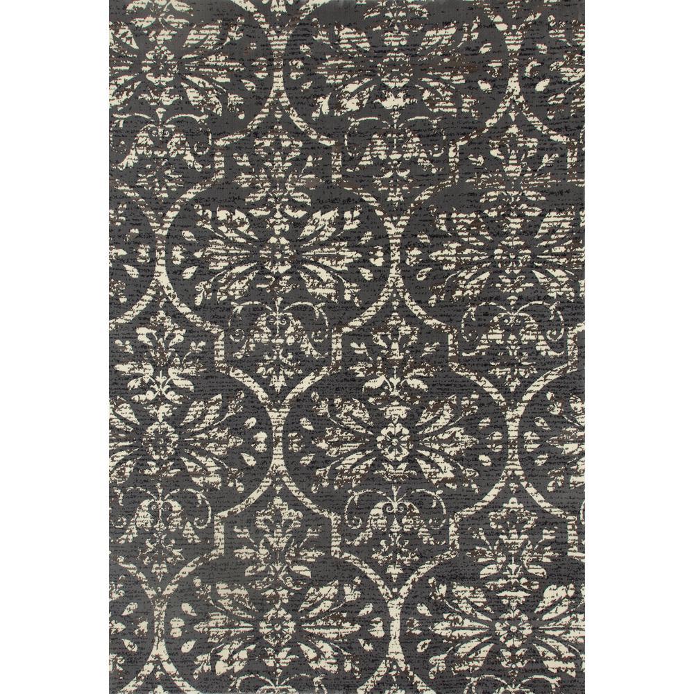 Art Carpet London Bud Vase Grey 11 Ft. X 15 Ft. Area Rug