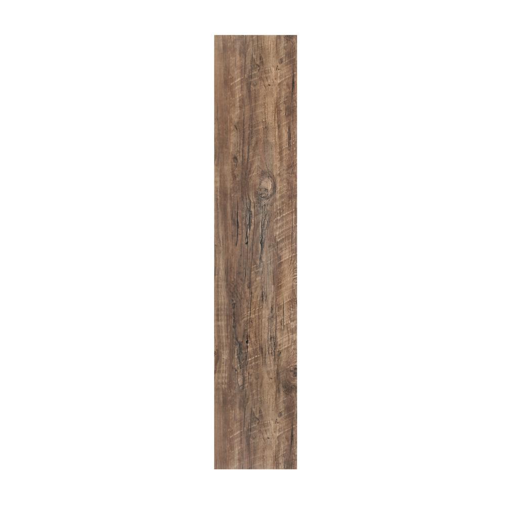 Home Decorators Collection Stony Oak Grey 6 In X 36 In Luxury Vinyl Plank Sq Ft