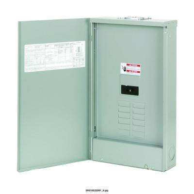 200 Amp 8-Space 16-Circuit NEMA 3R BR Main Breaker Load Center