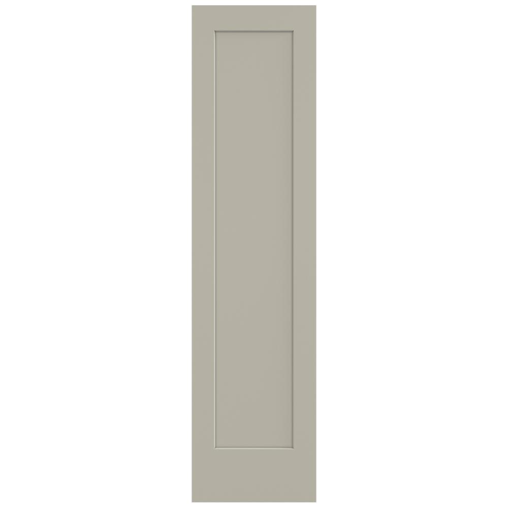 Jeld Wen 24 In X 96 In Madison Desert Sand Painted Smooth Solid Core Molded Composite Mdf