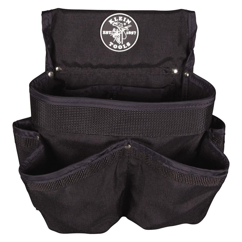 Klein Tools 8-Pocket Electrician's Tool Pouch