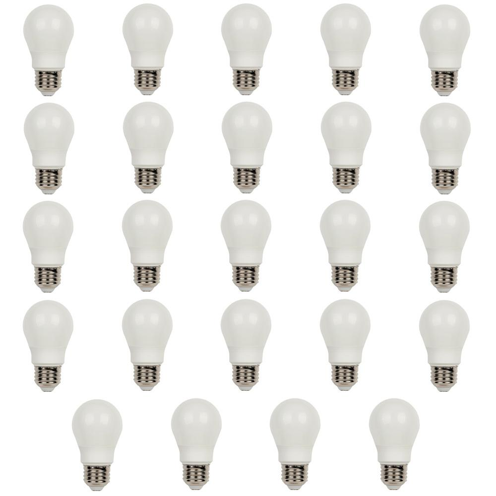 Westinghouse 60w Equivalent Soft White A15 Led Light Bulb 24 Pack