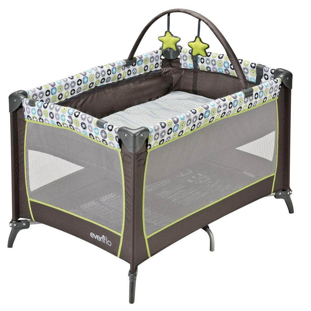 null Portable BabySuite 100 Covington Playard-DISCONTINUED