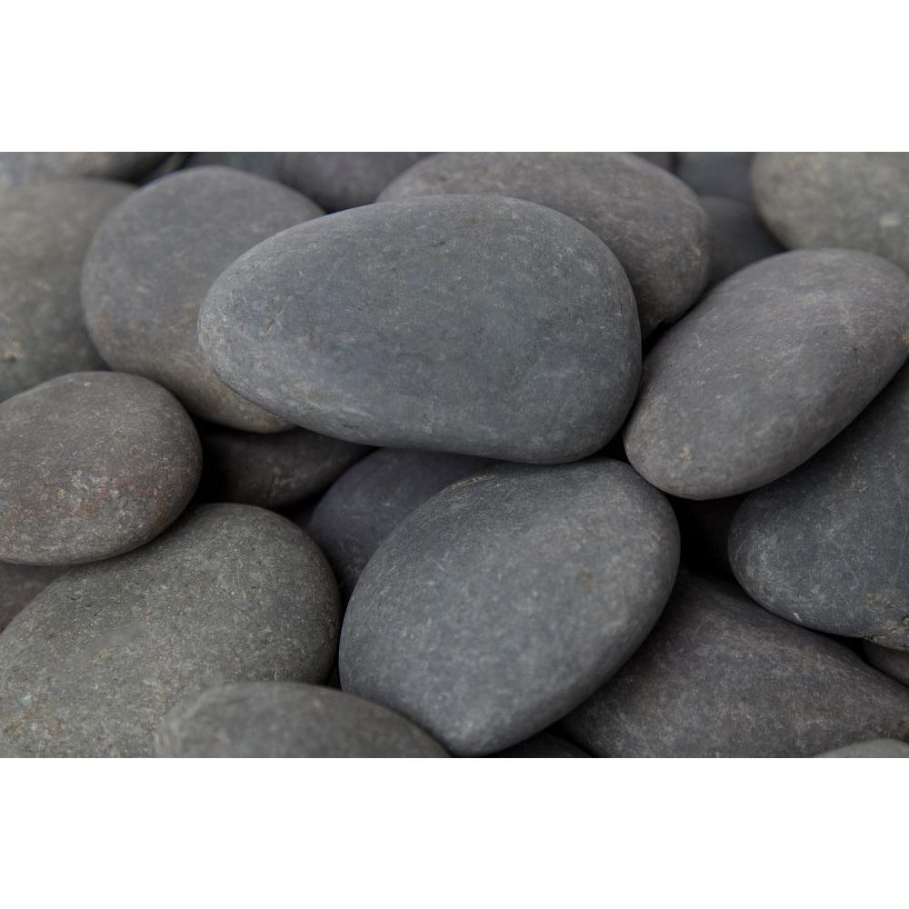 3 In To 5 30 Lb Mexican Beach Pebbles