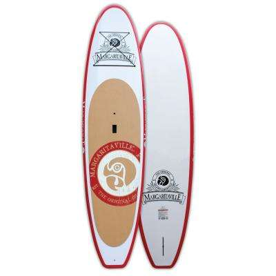 Stand Up Paddleboard 11 ft. 6 in. Resort Series in Red