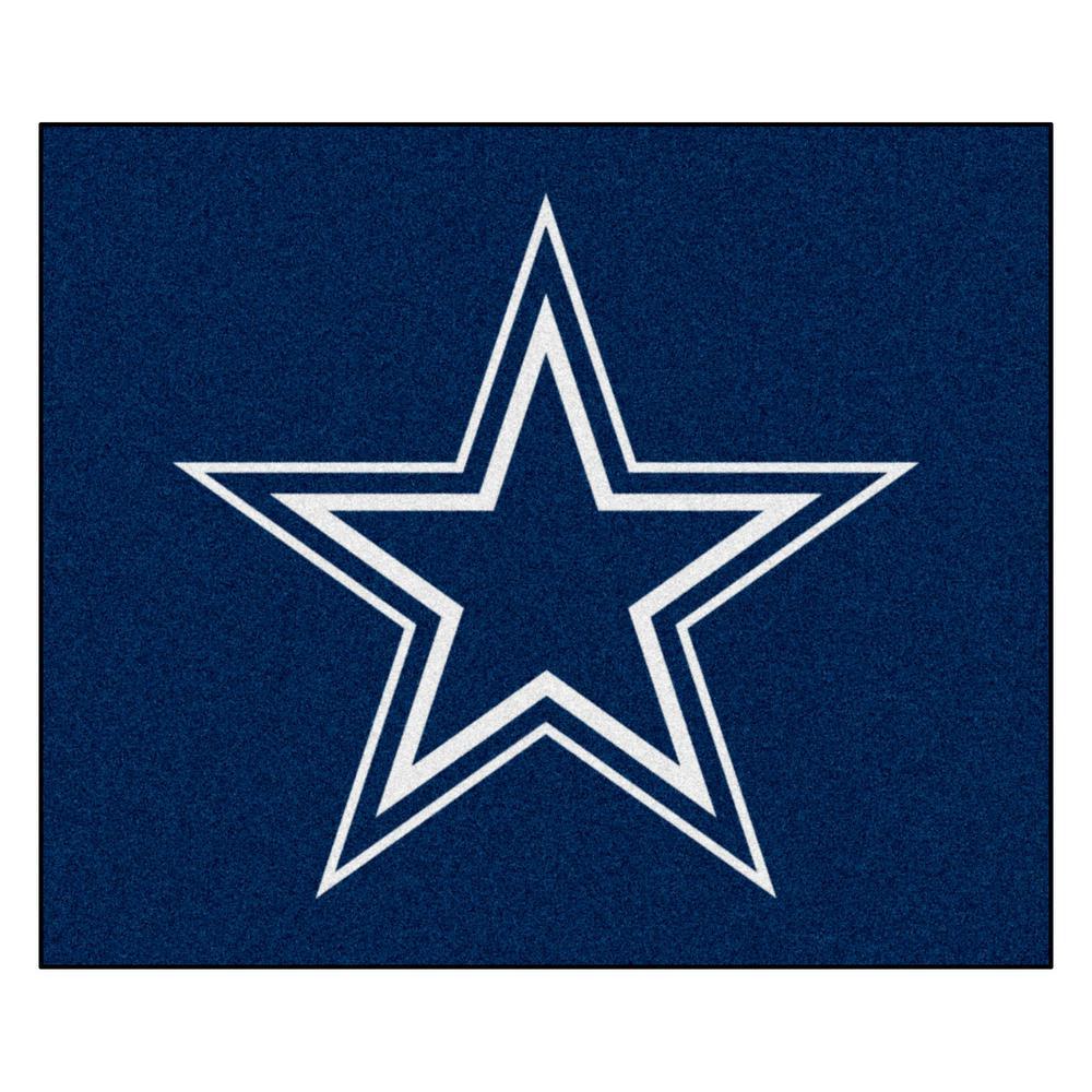 NFL 6 ft. x 5 ft.Dallas Cowboys Rug