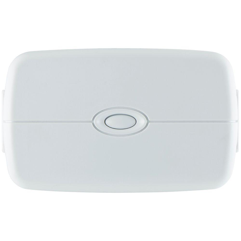 GE Z-Wave 1800-Watt Resistive CFL-LED Indoor Plug-In Module Toggle Switch, White
