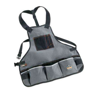 Arsenal 16-Pocket Apron, Gray