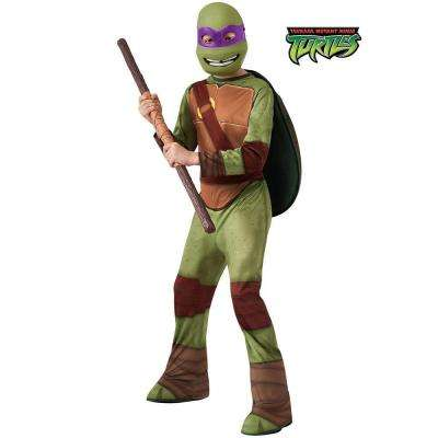 Donatello Teenage Mutant Ninja Turtle Tmnt Costume