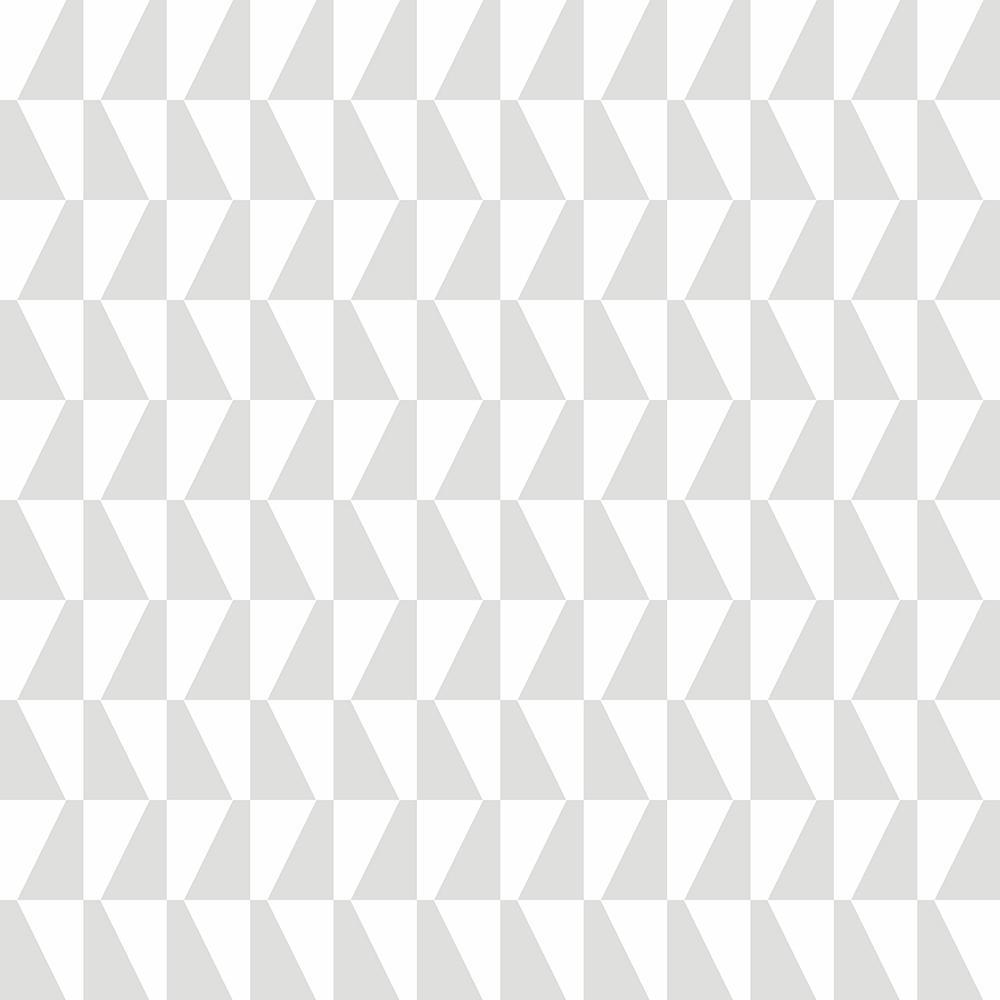 8 in. x 10 in. Trapez Grey Geometric Wallpaper Sample