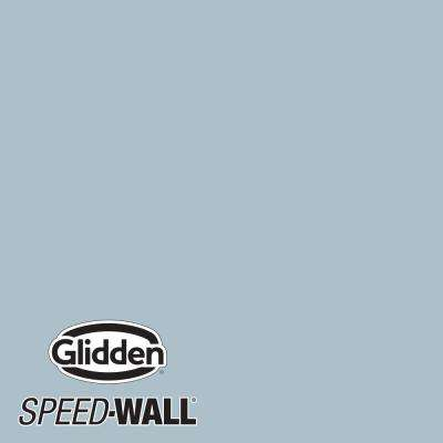 Speed-Wall 1 gal. PPG1153-4 Chambray Eggshell Interior Latex Paint