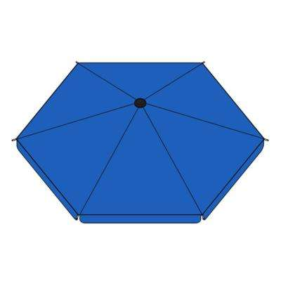 Umbrella Cover for Large Sized Heavy-Duty Playpen in Blue