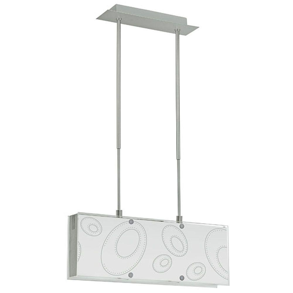 Eglo Indo 3-Light 60-Watt Trestle Hanging Light-DISCONTINUED
