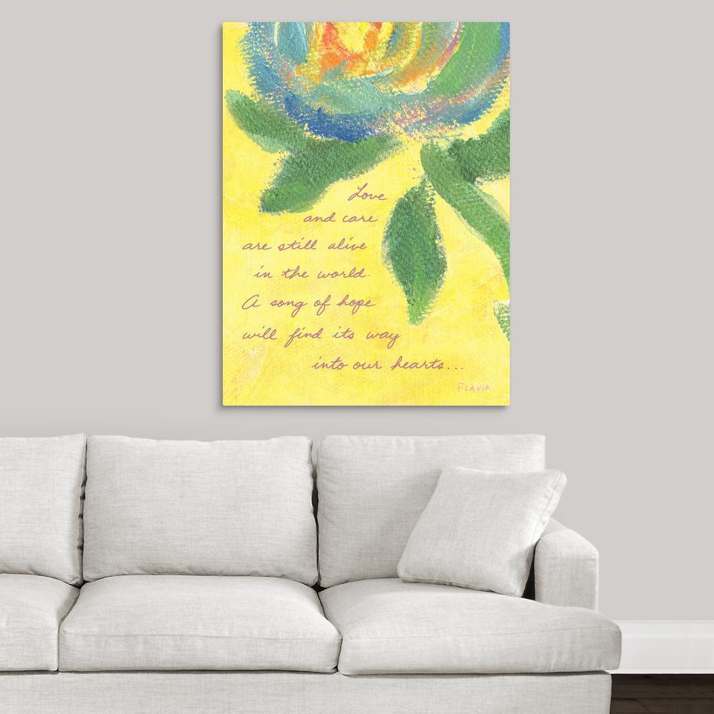 Precious Moments Tabletop Multi-Color Canvas Home Decor Love Picture ...