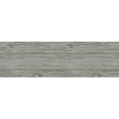 1/4 in. x 5.1 in. x Varying Lengths Slate Grey HDF White Oak Shiplap Wall Plank (20 sq. ft./Carton)