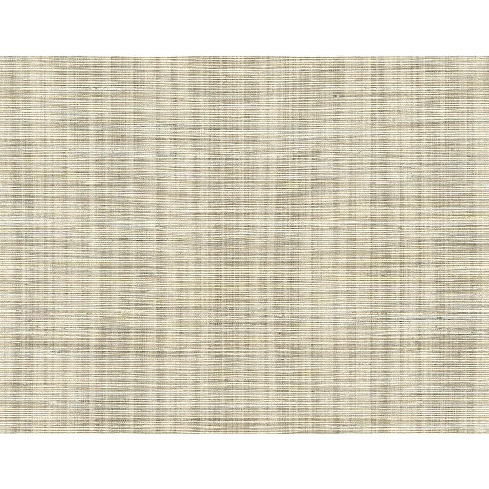 Baja Grass Brown Texture Wallpaper Sample