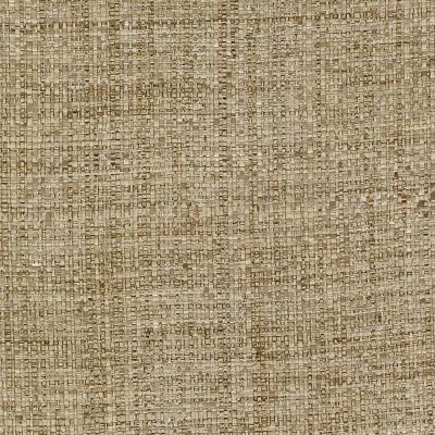 72 sq. ft. Mindoro Brown Grass Cloth Wallpaper