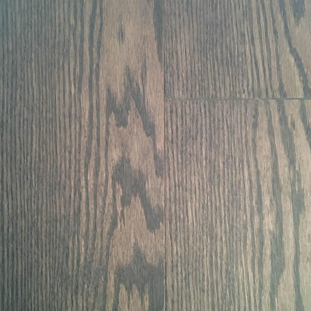 Take Home Sample - Oak Iron Mountain Engineered Click Hardwood Flooring - 5 in. x 7 in.