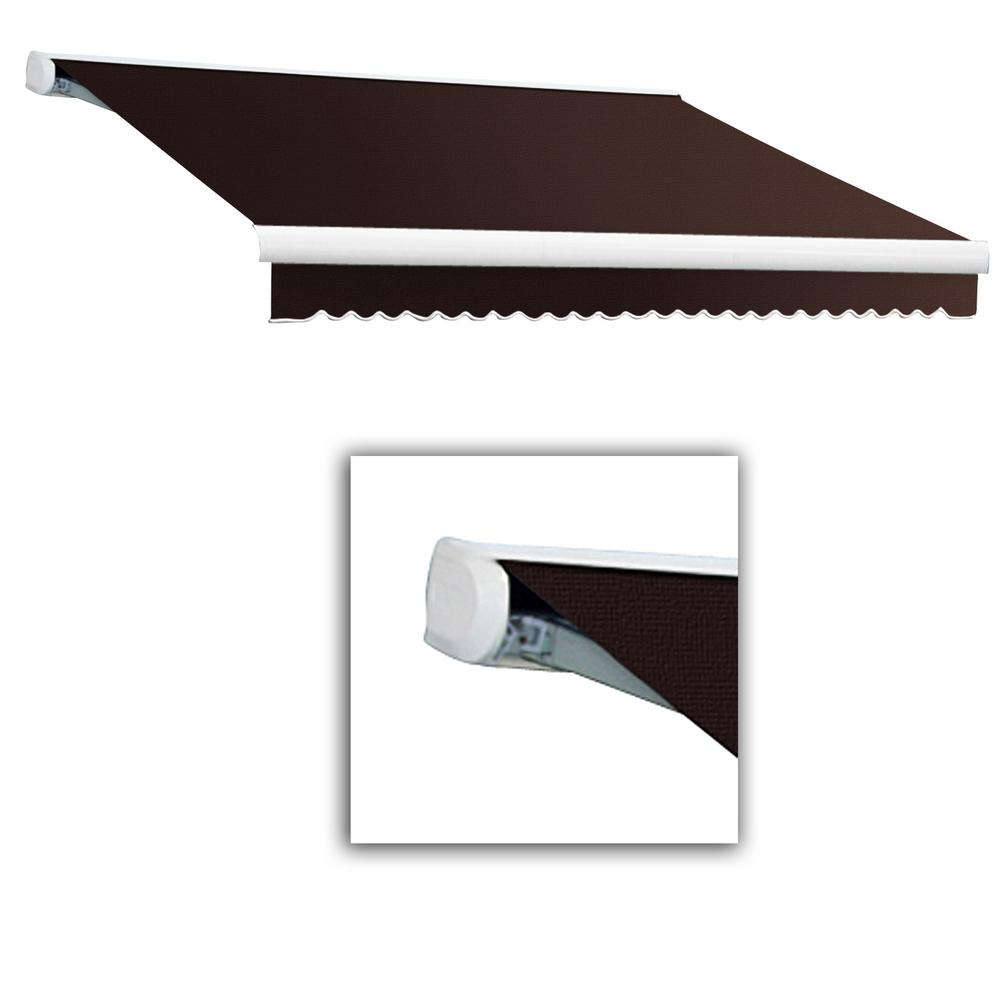 24 ft. Key West Full Cassette Manual Retractable Awning (120 in.