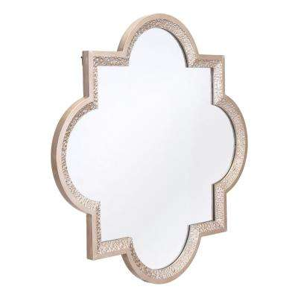 Chami Silver Wall Mirror