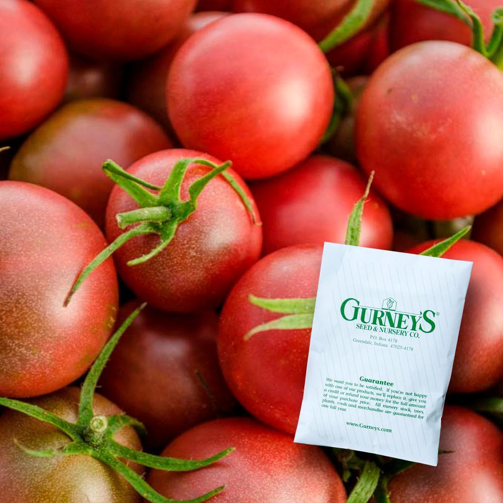 Tomato Chocolate Cherry (25 Seed Packet)