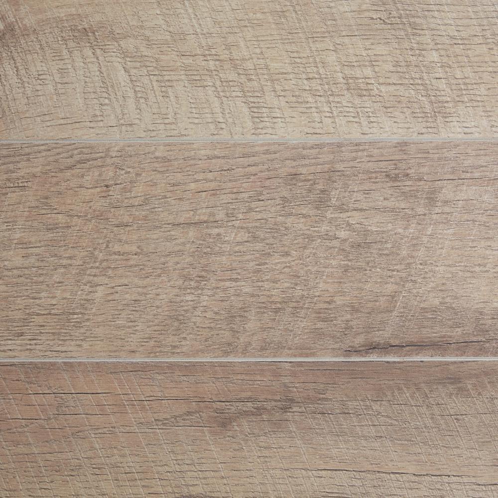 12mm Alder Springs Oak 5 in. x 7 in. Laminate Flooring - Take Home Sample
