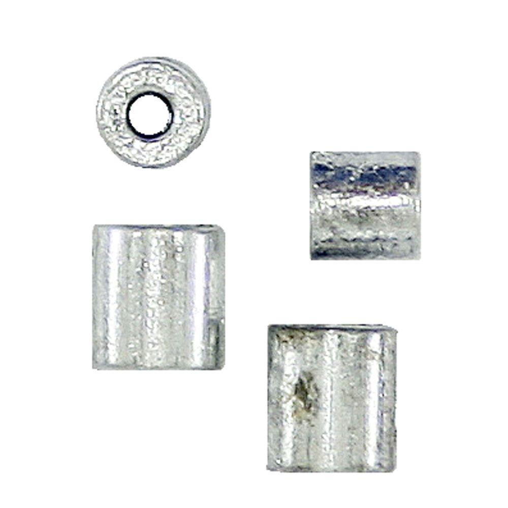 1/16 in. Aluminum Ferrule and Stop Set
