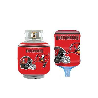 Tampa Bay Buccaneers Propane Tank Cover/5 Gal. Water Cooler Cover
