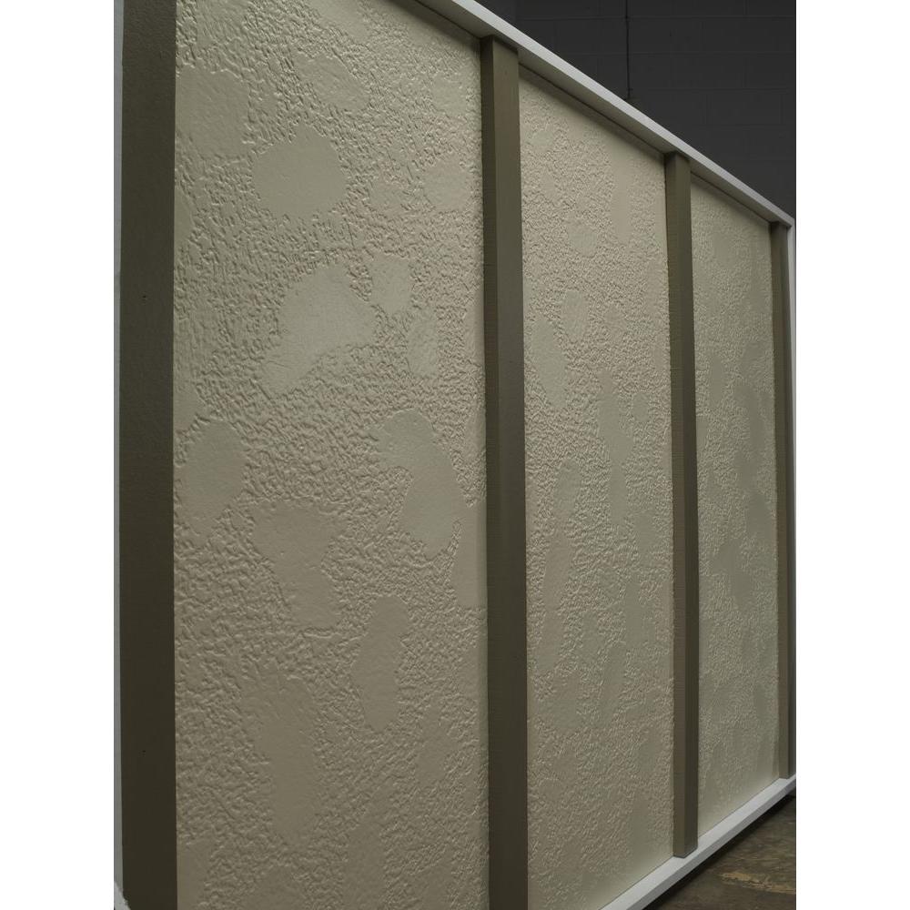 James Hardie HardiePanel HZ10 5/16 in  x 48 in  x 96 in  Fiber Cement  Stucco Panel Siding