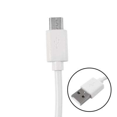 6 ft. Micro-B to USB A Cable, White