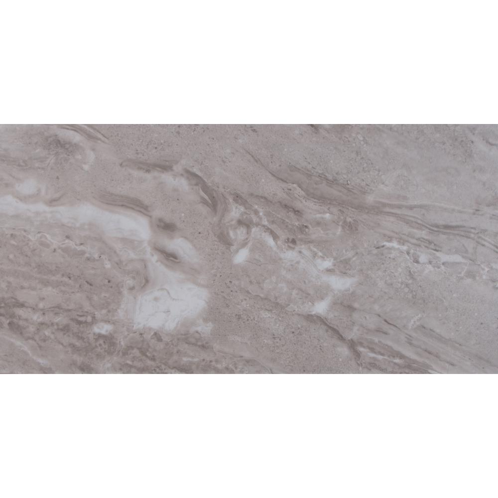 Trafficmaster Bedrock 12 In X 24 In Ceramic Floor And