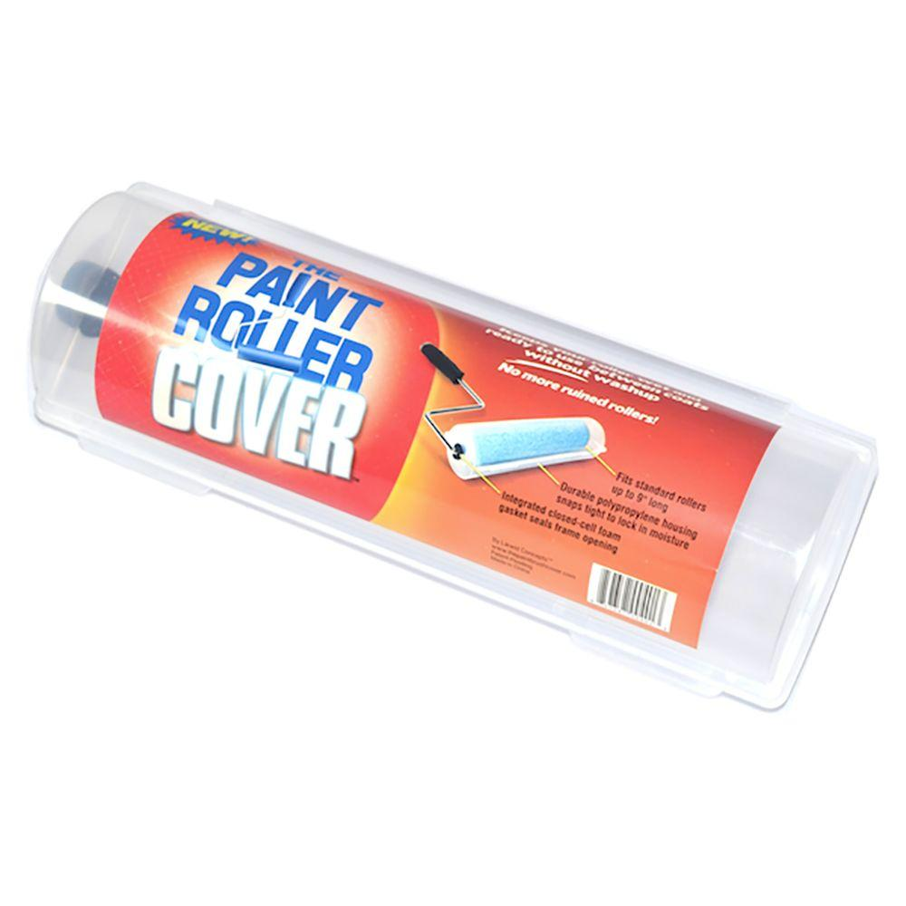 Likwid concepts paint roller cover rc001 the home depot for Paint roller designs home depot