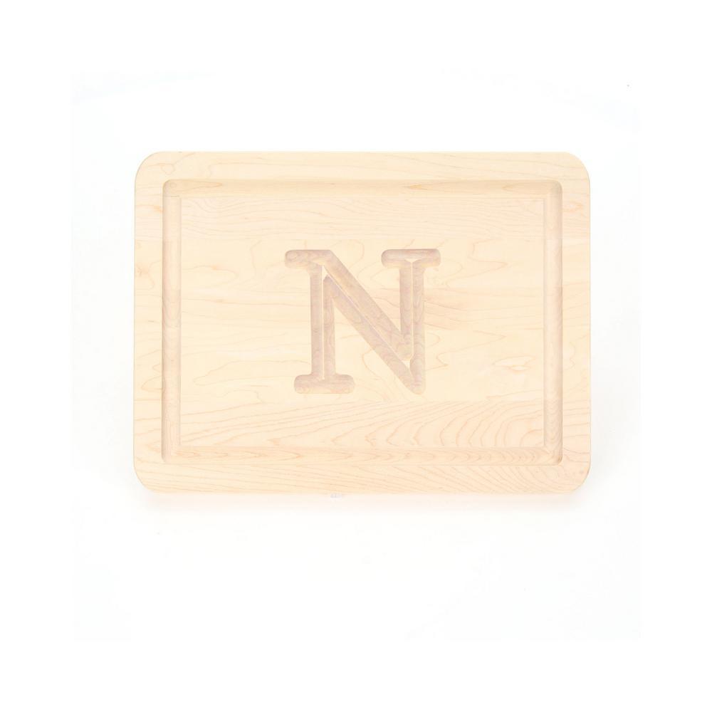 BigWood Boards Rectangle Maple Cheese Board N 200-N