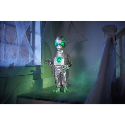 3 ft. Animated LED Dancing Alien