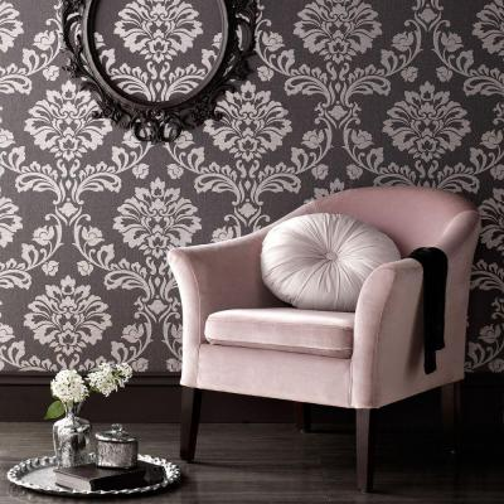 Grey Aurora Wallpaper