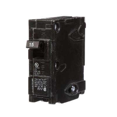 15 Amp Single-Pole Type MP-Circuit Breaker