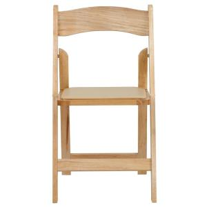 flash furniture hercules series natural wood folding chair with