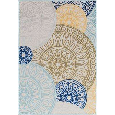 8 X 10 - Medallion - Outdoor Rugs - Rugs - The Home Depot