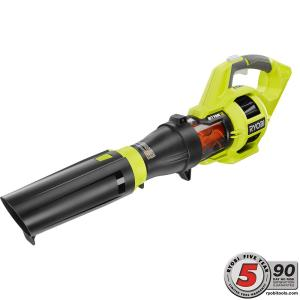 Ryobi 110 MPH 480 CFM Variable-Speed Turbo 40-Volt Lithium-ion Cordless Jet Fan Leaf Blower - Battery and Charger Not... by Ryobi