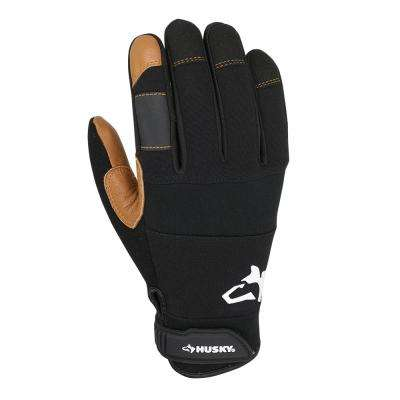 Large Goat Leather Medium Duty Glove (3-Pack)