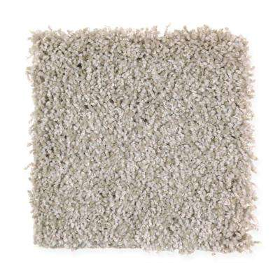 Carpet Sample - Durst II - Color Sandcastle Texture 8 in. x 8 in.