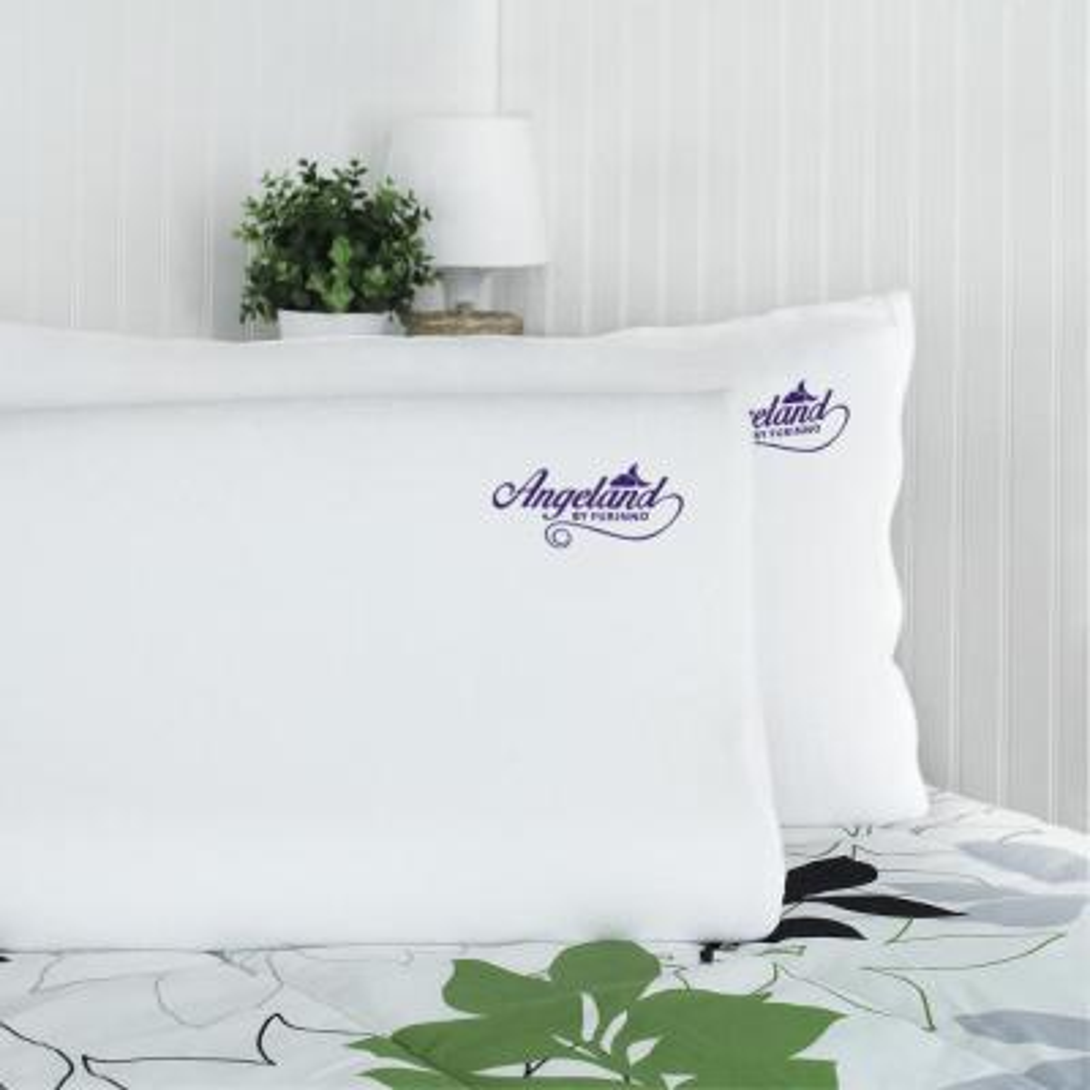 Angeland Contour Memory Foam Pillow (2-Pack)