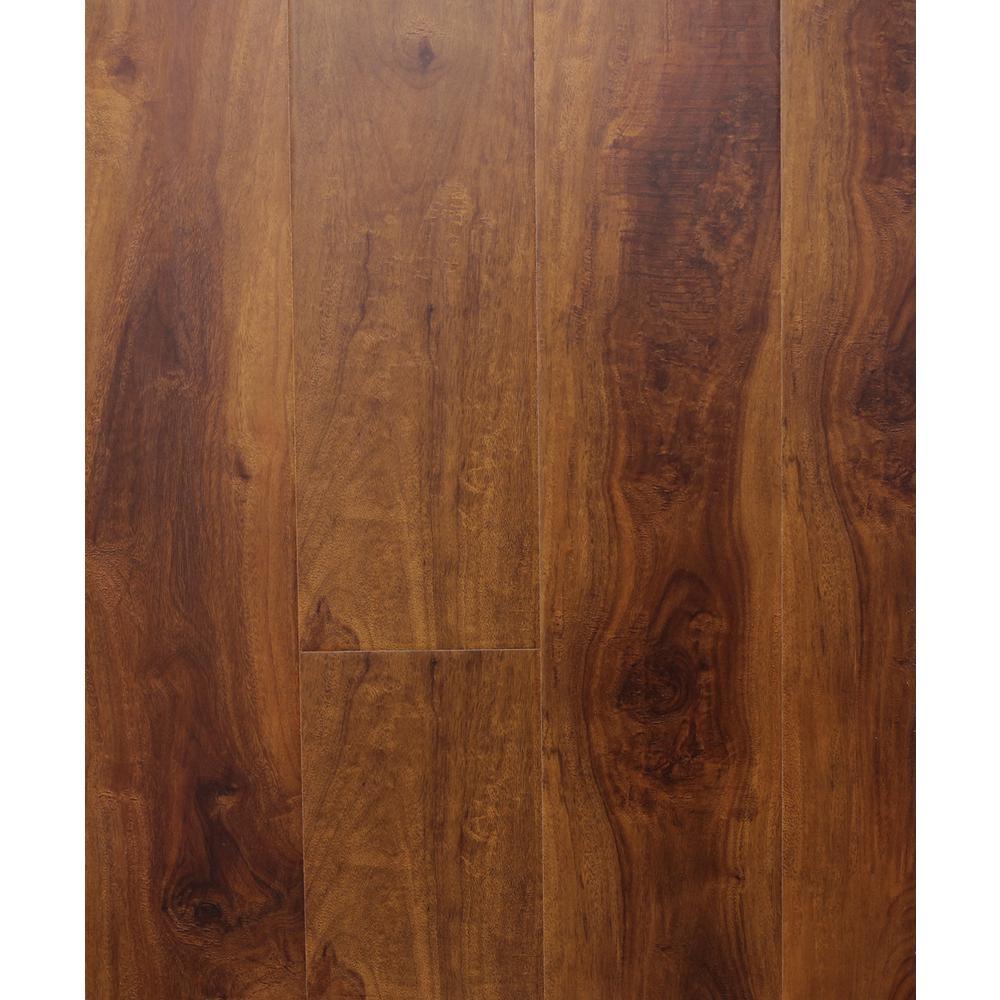 Secretariat 12 mm Thick x 5.71 in. Wide x 47.83 in. Length Laminate Flooring (18.96 sq. ft. / case)