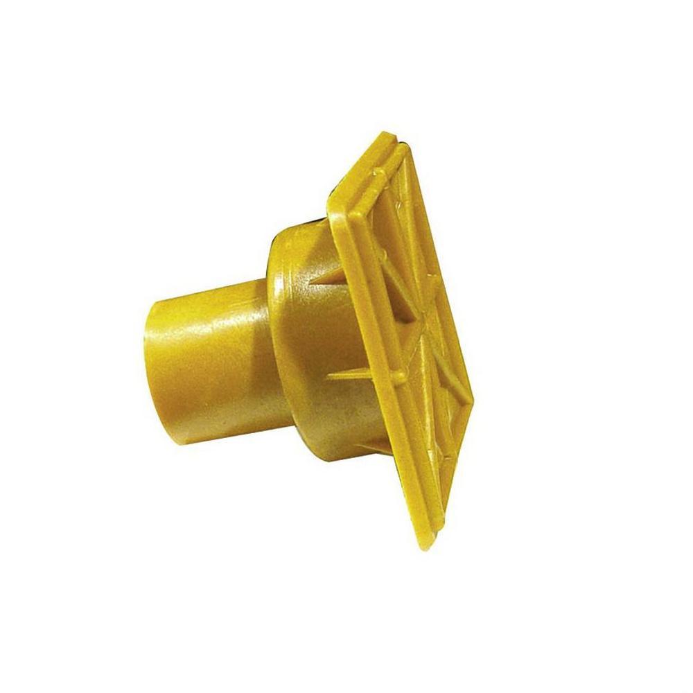 Yellow Rebar Cap