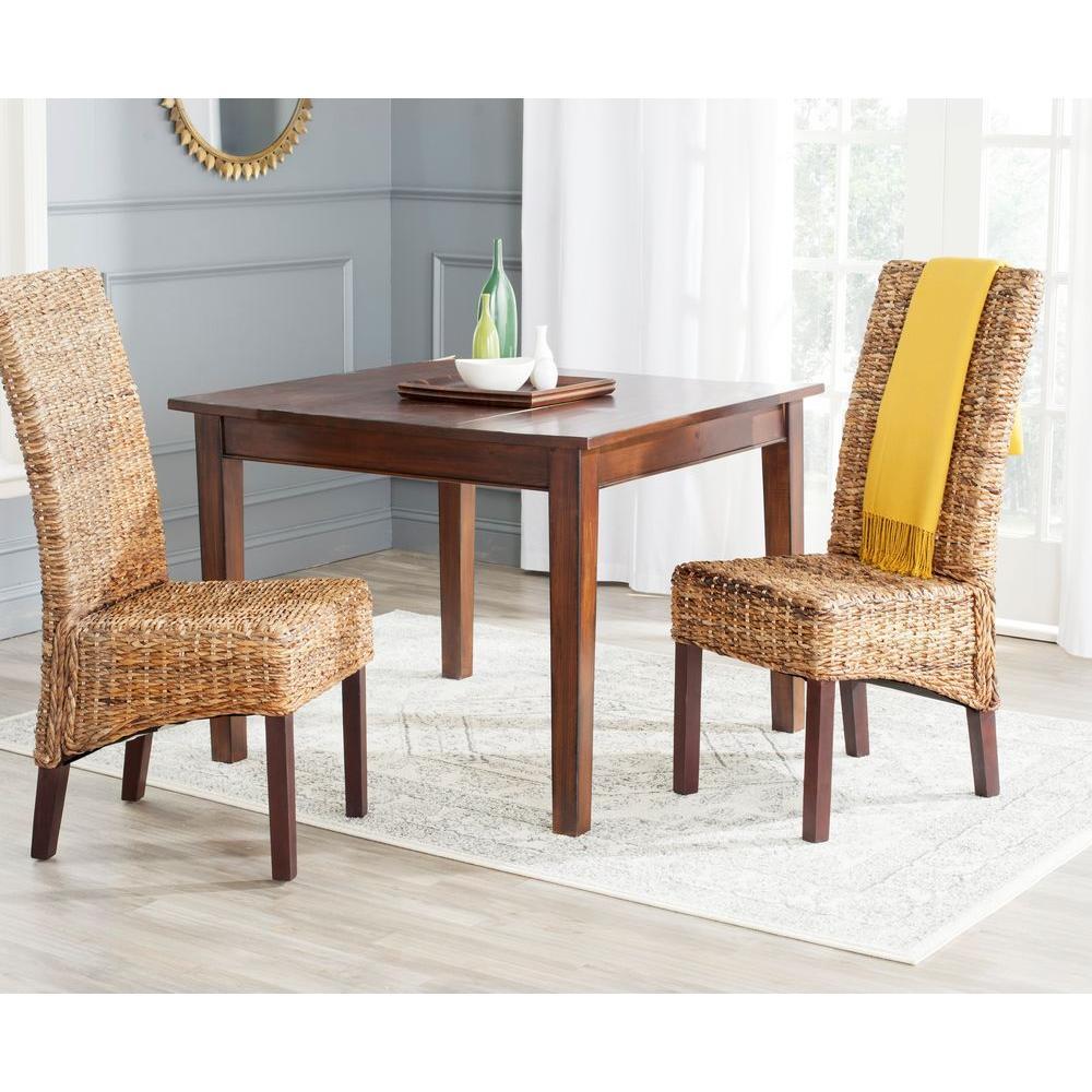 Safavieh Bangka Natural Side Chair (Set of 2)