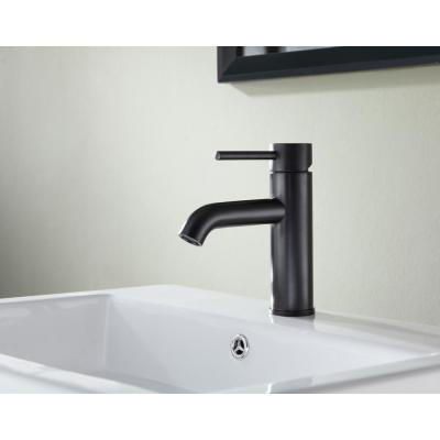 Valle Single Hole Single-Handle Bathroom Faucet in Oil Rubbed Bronze